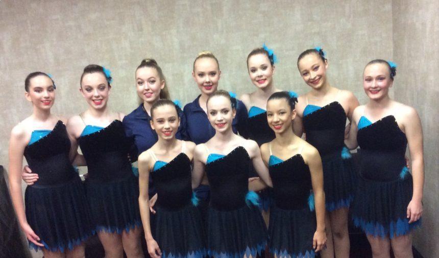 Performance Troupe – Ballet, Tap, Jazz