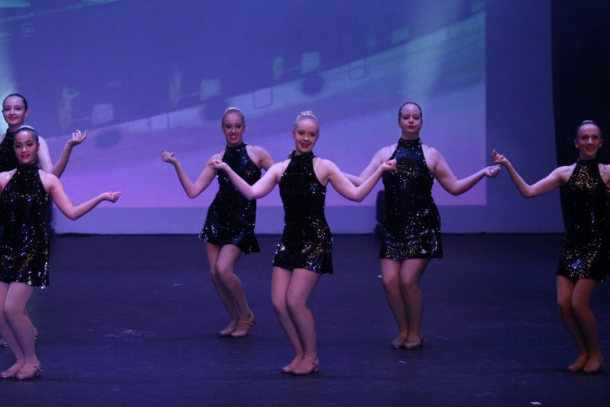 Tap and Jazz Combo Classes