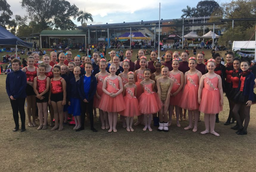 Showcase Troupe – Ballet, Tap and Jazz
