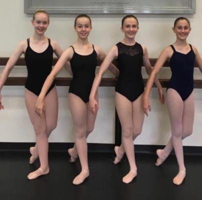 RAD Vocational Graded Ballet Classes
