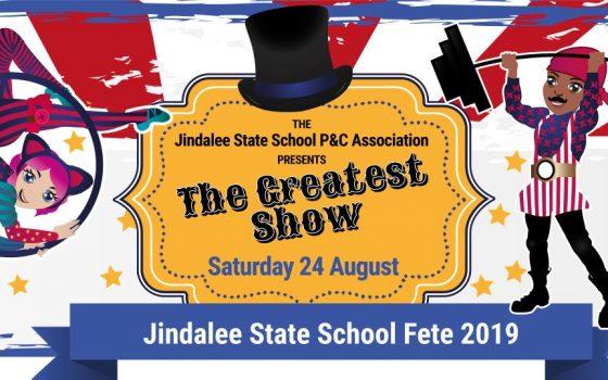 Jindalee Fete 24th Aug 2019