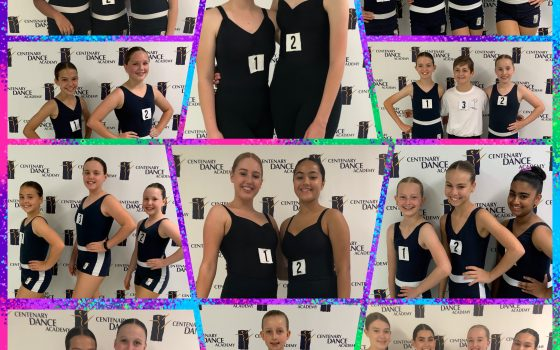 Congratulations!! CSTD Tap & Jazz exams completed