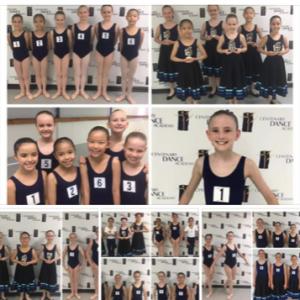 Congratulations!! RAD Ballet exams completed