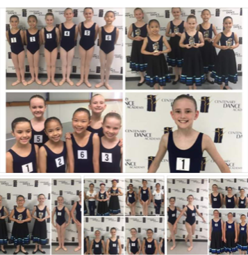 Congratulations!! RAD Ballet exams completed