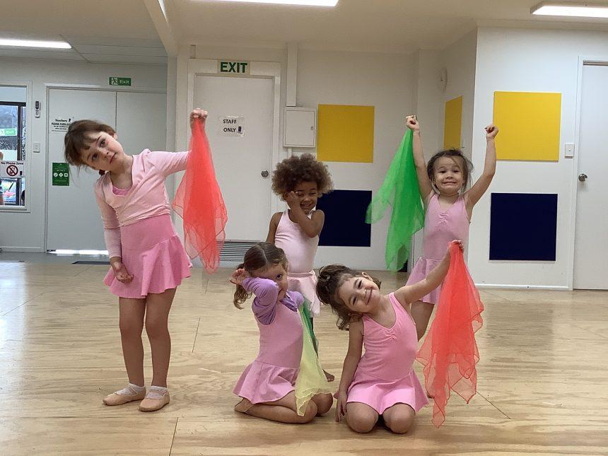 Creative Ballet (3-4yrs)